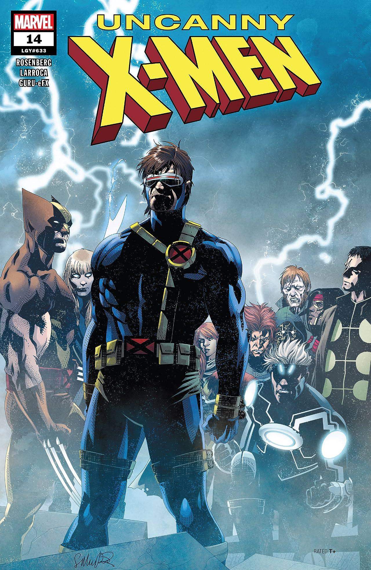 Uncanny X-Men (2018-) No.14