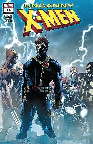 Uncanny X-Men (2018-2019) No.14