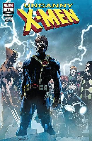 Uncanny X-Men (2018-2019) #14