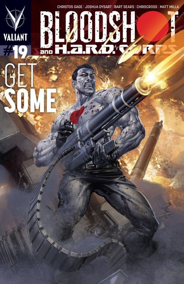 Bloodshot and H.A.R.D. Corps (2013- ) #19: Digital Exclusives Edition