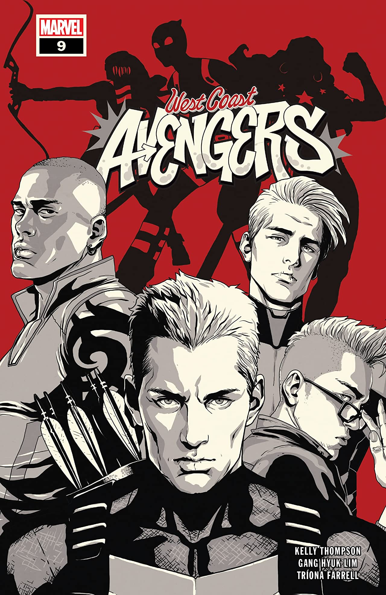 West Coast Avengers (2018-) No.9