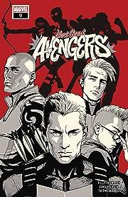 West Coast Avengers (2018-2019) #9