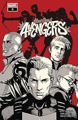 Marvel Comics WEST COAST AVENGERS #10 first printing