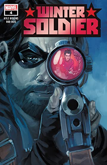 Winter Soldier (2018-2019) #4 (of 5)