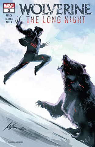 Wolverine: The Long Night Adaptation (2019) #3 (of 5)