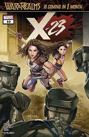 X-23 (2018-) #10
