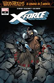 X-Force (2018-2019) No.4