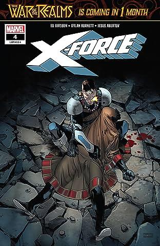 X-Force (2018-2019) No.4