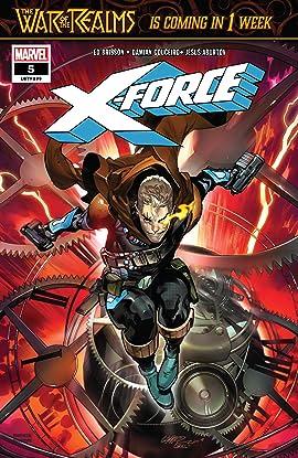 X-Force (2018-2019) #5
