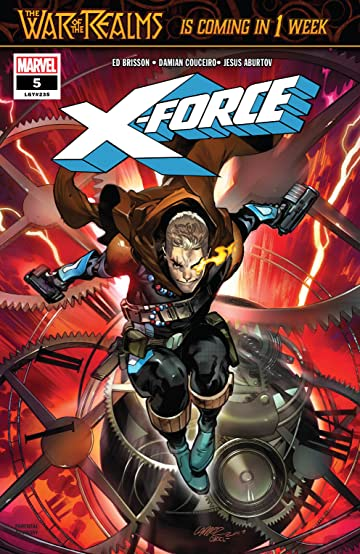 X-Force (2018-2019) No.5