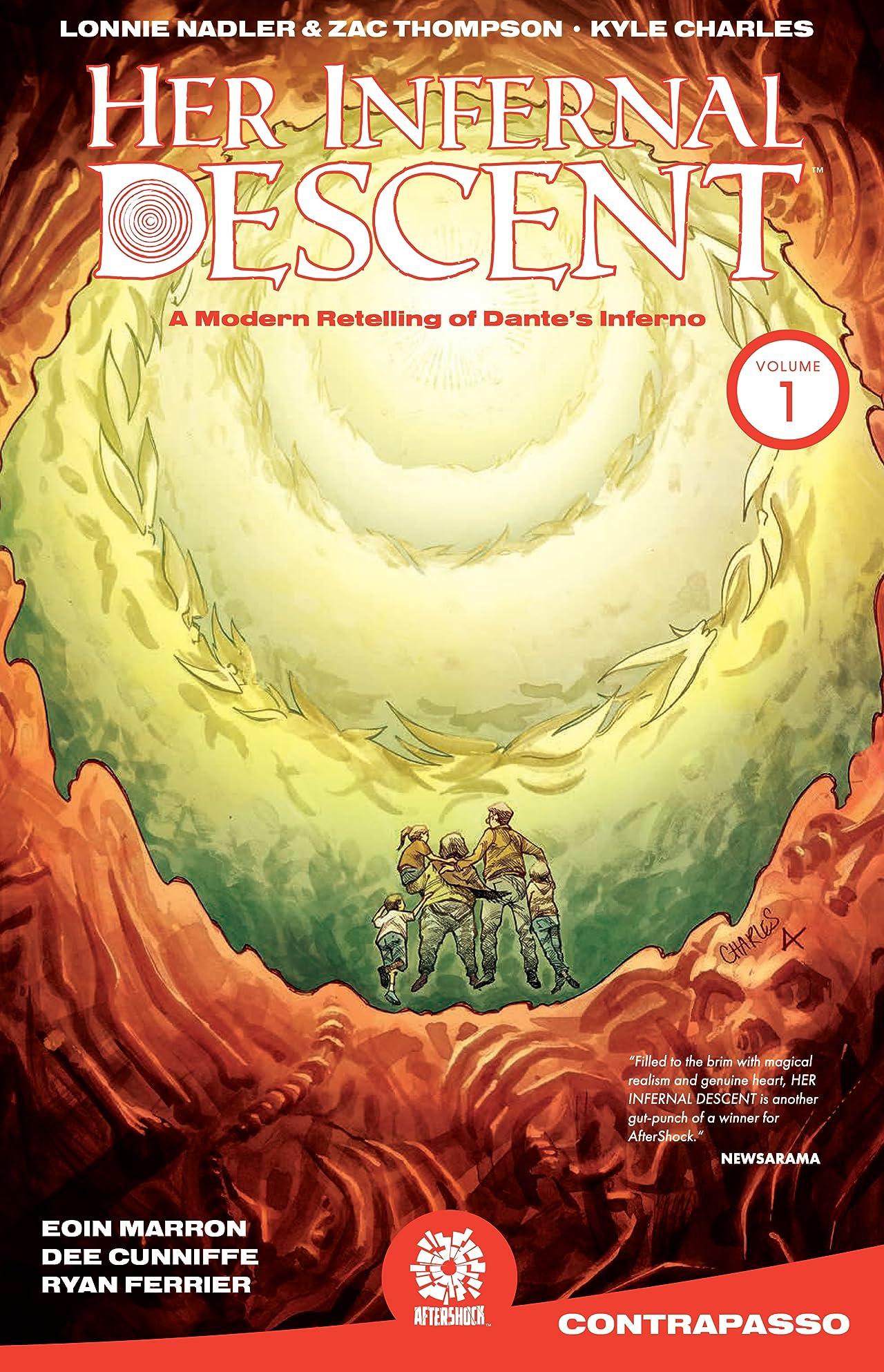 Her Infernal Descent Vol. 1: Contrapasso