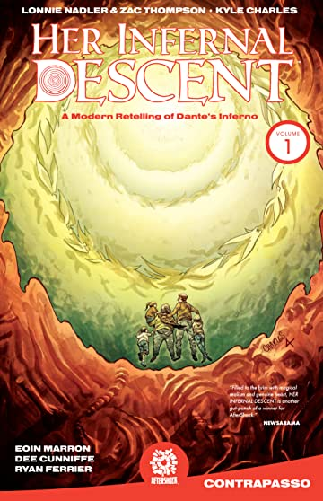Her Infernal Descent Vol. 1: Contrapasso