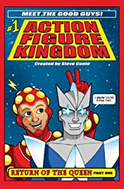 Action Figure Kingdom #1