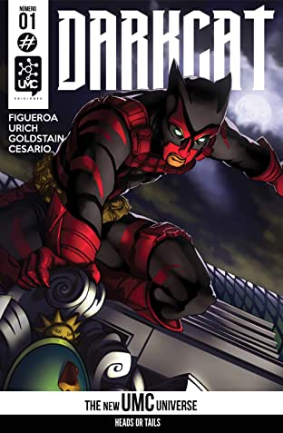 Darkcat #1