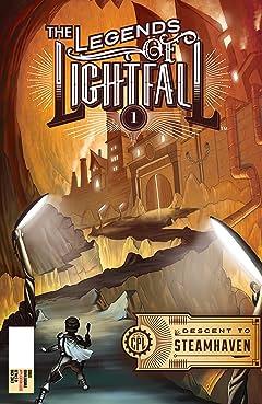 The Legends of Lightfall #1