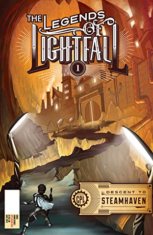 The Legends of Lightfall #1