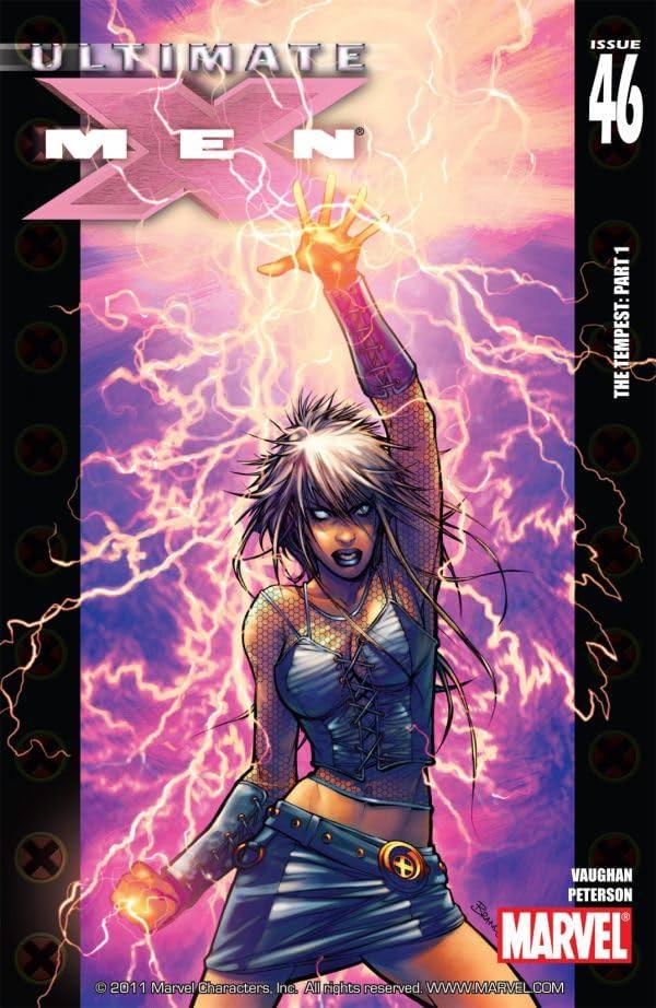 Ultimate X-Men #46