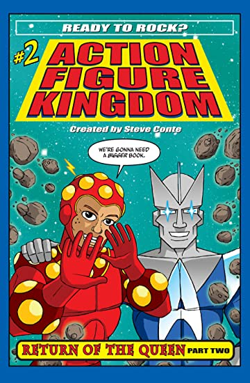 Action Figure Kingdom No.2