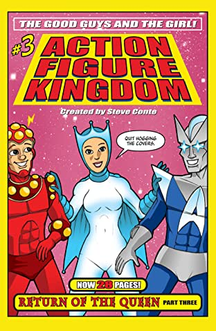 Action Figure Kingdom #3