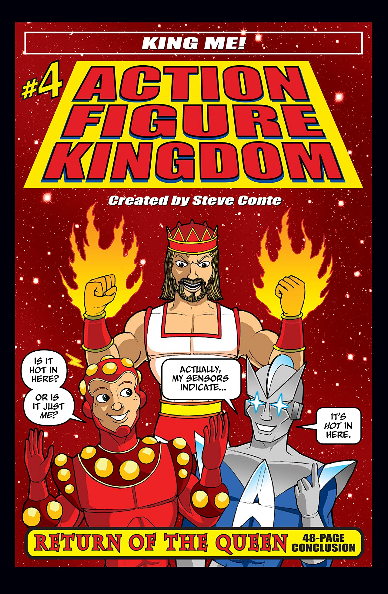 Action Figure Kingdom #4
