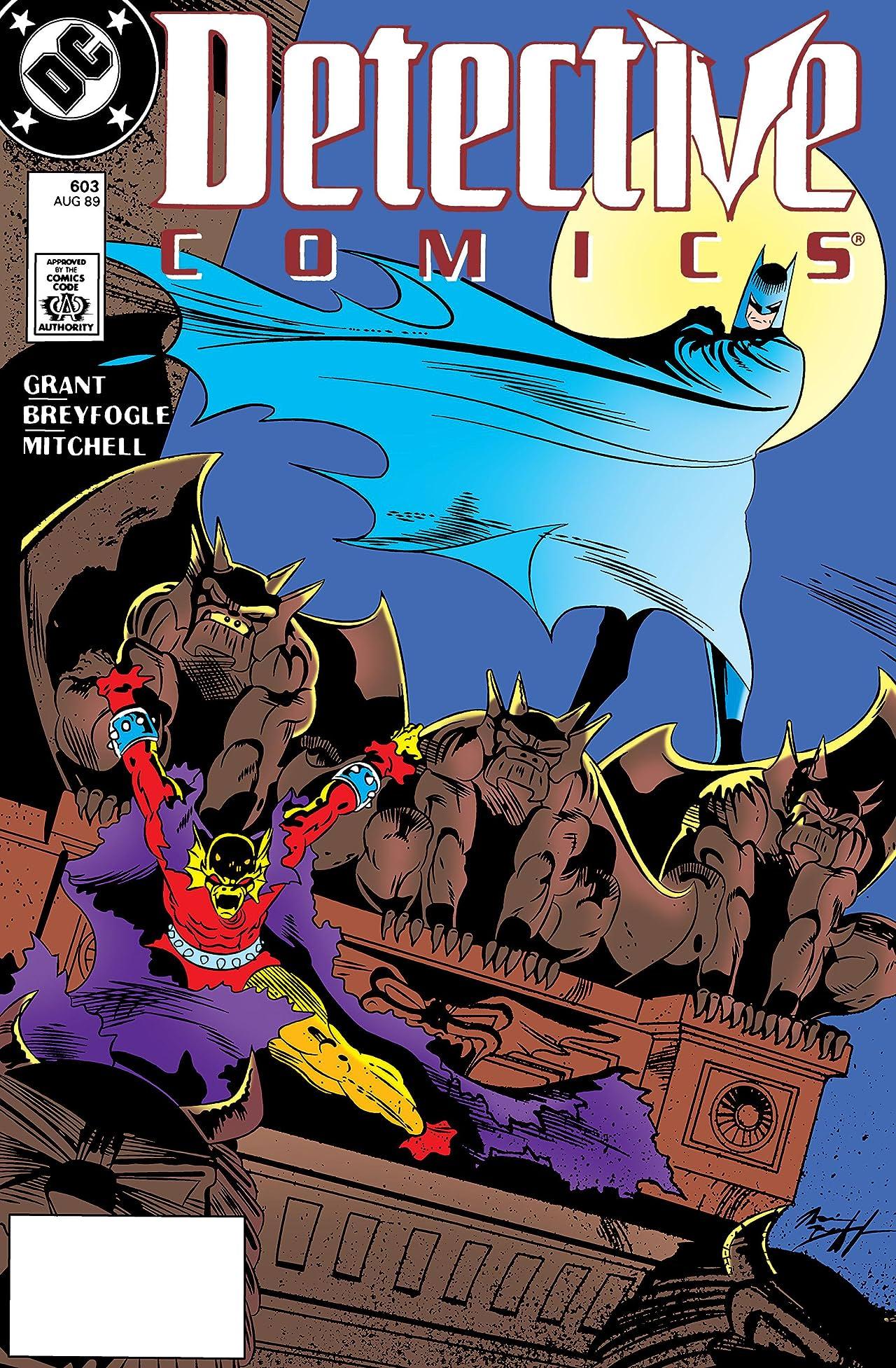 Detective Comics (1937-2011) No.603