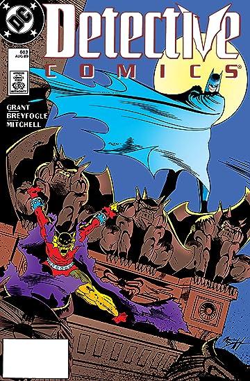 Detective Comics (1937-2011) #603