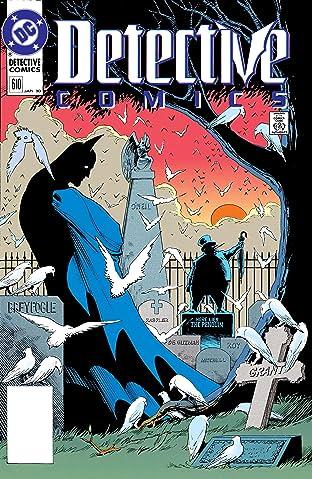 Detective Comics (1937-2011) No.610