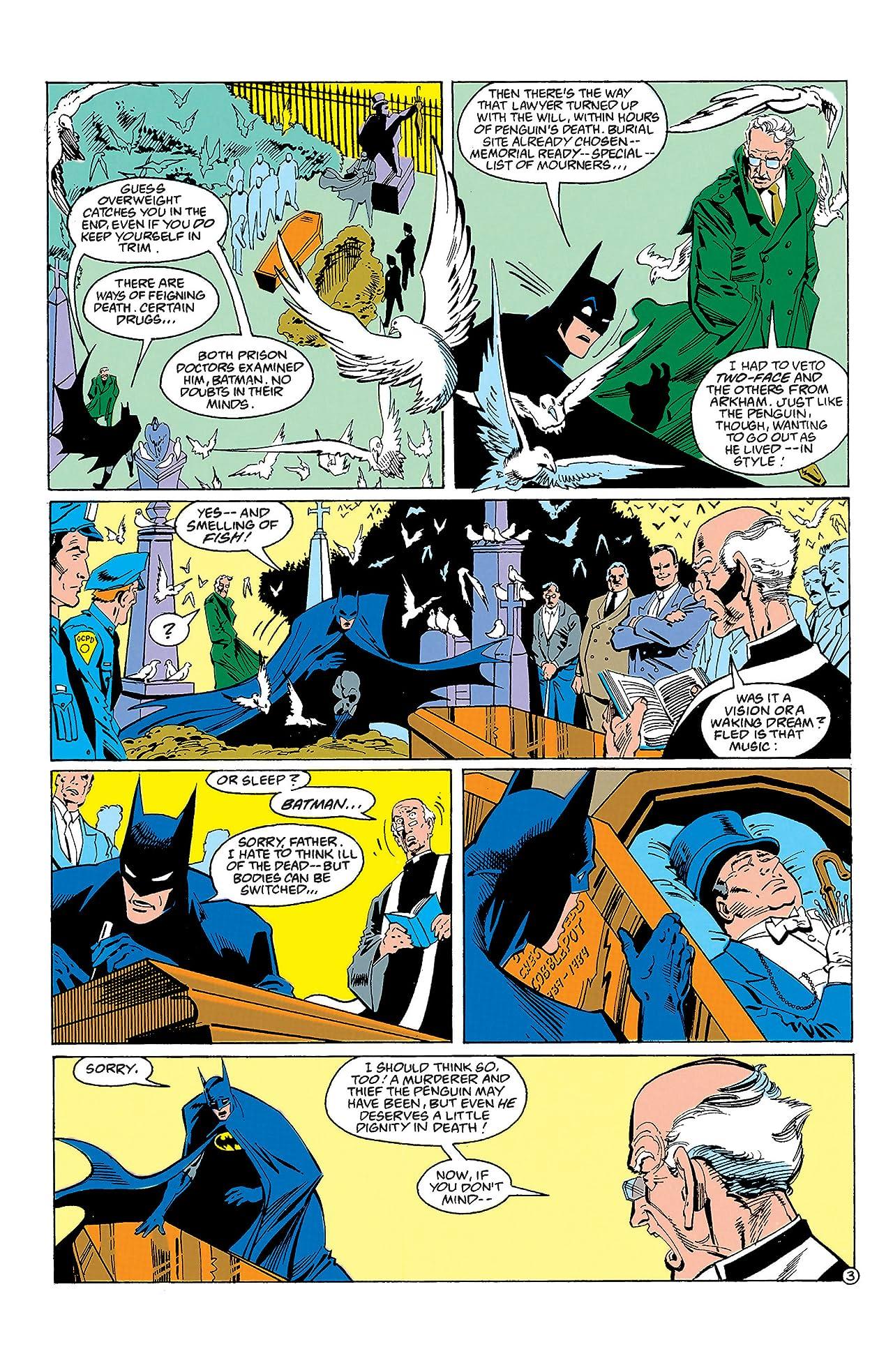 Detective Comics (1937-2011) #610