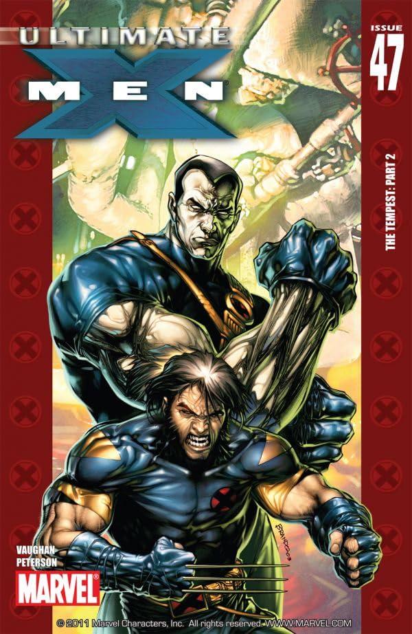 Ultimate X-Men #47
