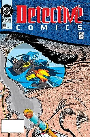 Detective Comics (1937-2011) No.611