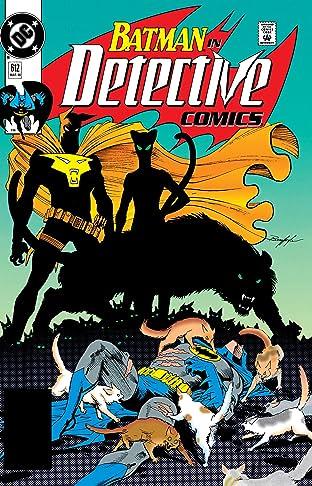 Detective Comics (1937-2011) No.612