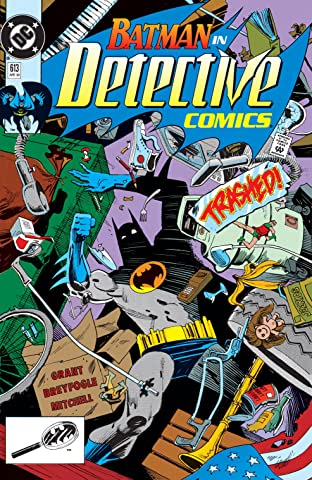 Detective Comics (1937-2011) No.613