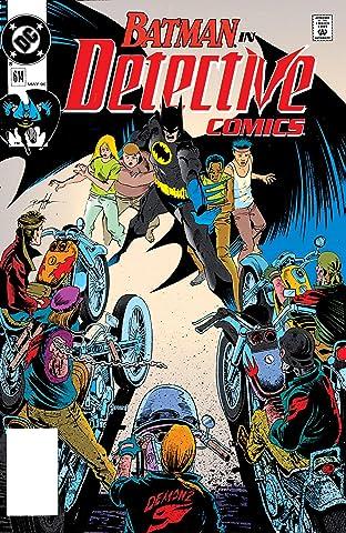 Detective Comics (1937-2011) No.614