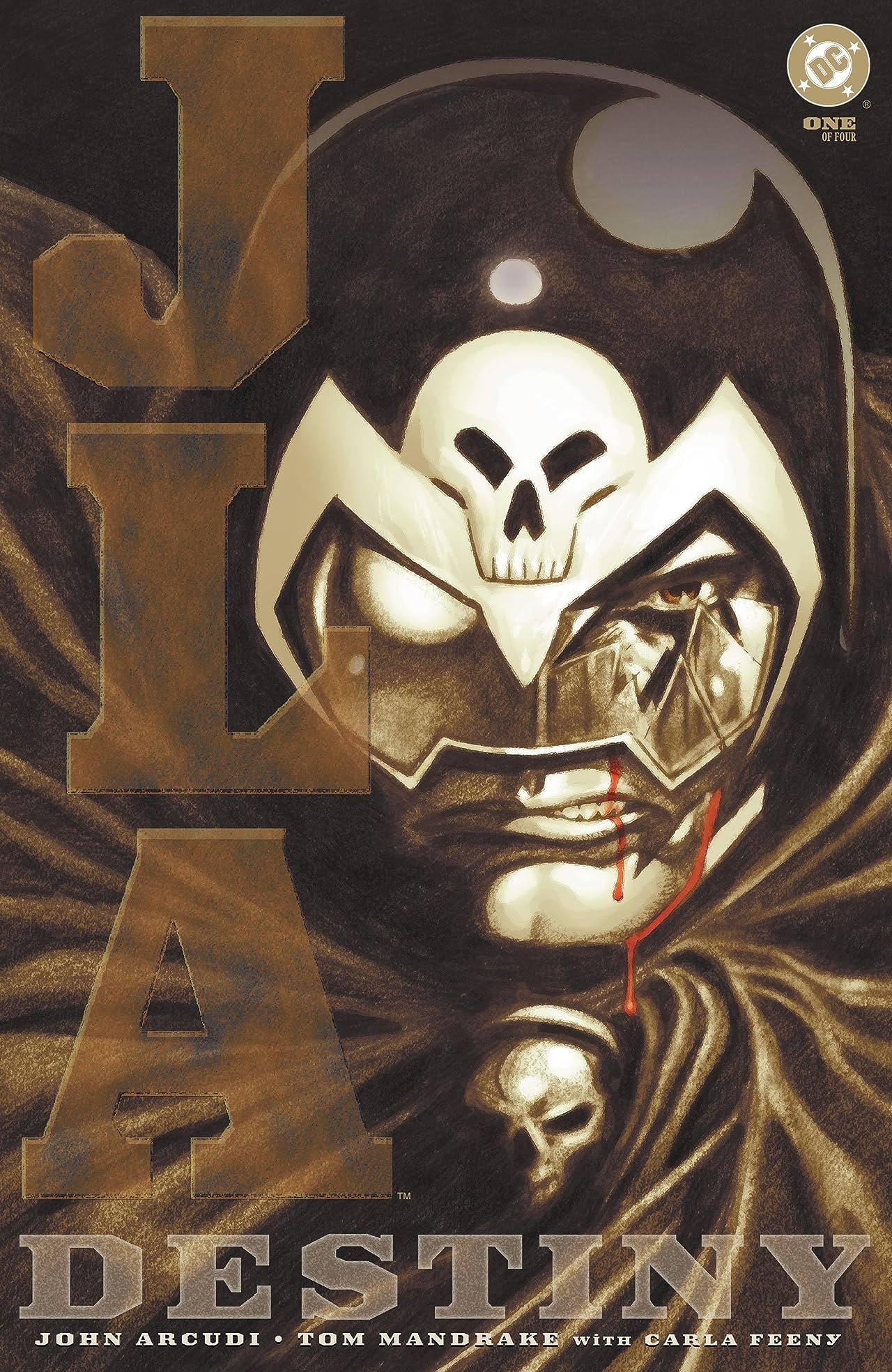 JLA: Destiny (2002) #1