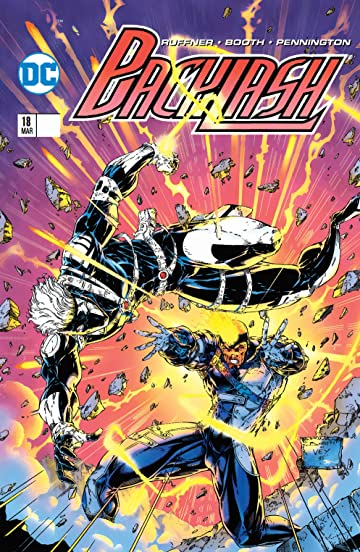 Backlash (1994-1997) #18