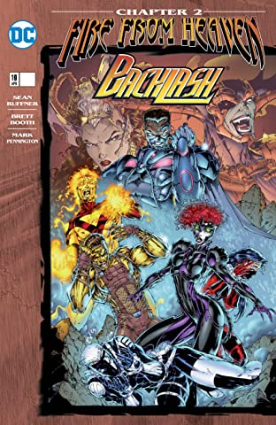 Backlash (1994-1997) #19
