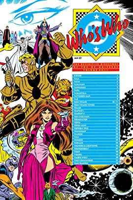Who's Who: The Definitive Directory of the DC Universe (1985-1987) #23