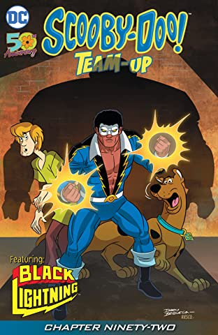 Scooby-Doo Team-Up (2013-) No.92