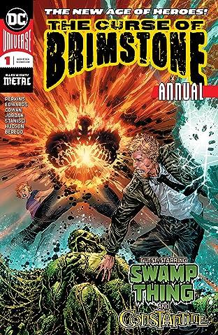 The Curse of Brimstone (2018-) Annual No.1