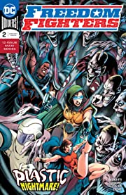 Freedom Fighters (2018-) #2