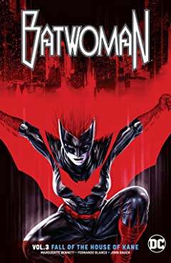 Batwoman (2017-) Tome 3: Fall of the House of Kane