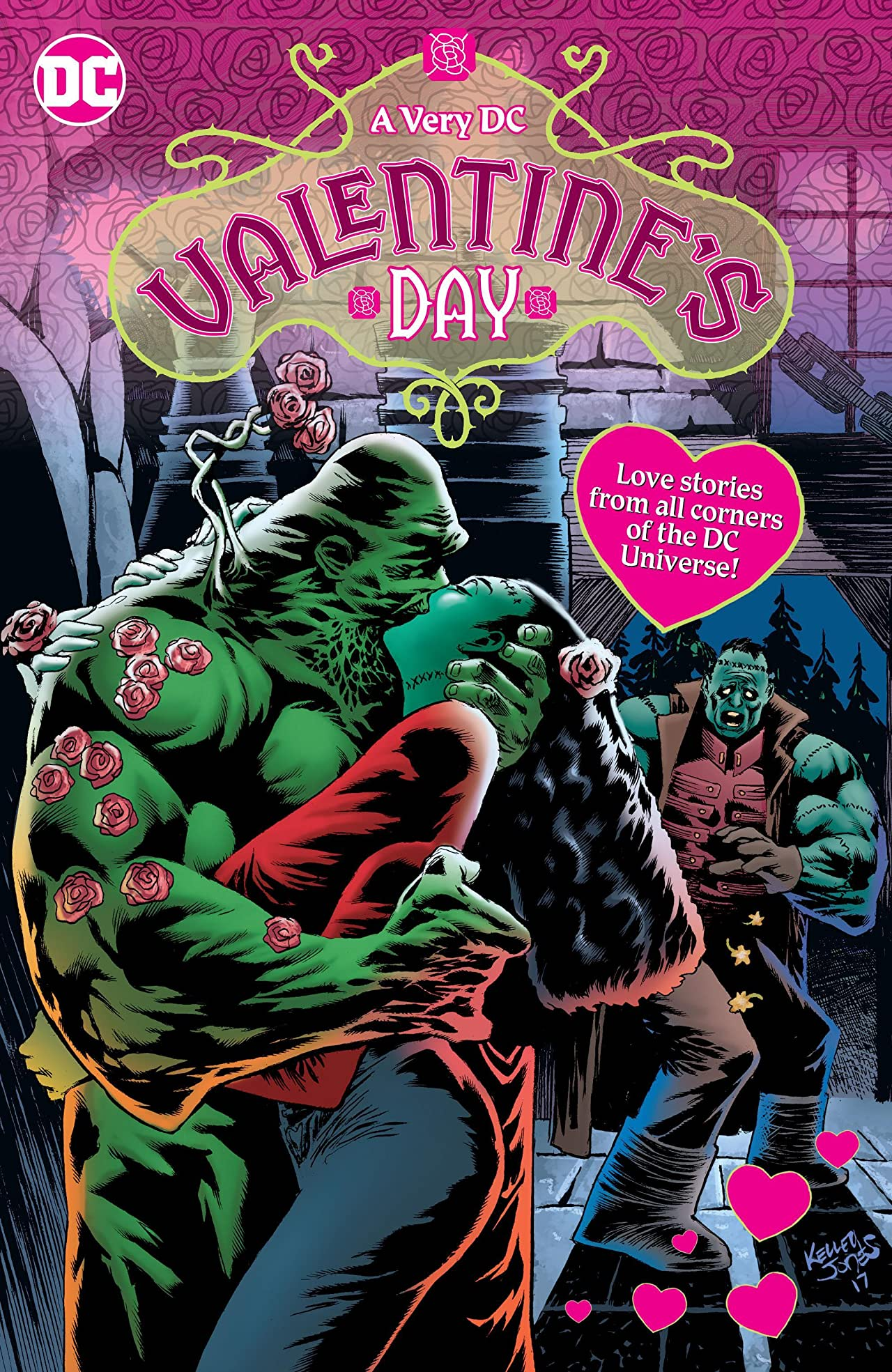 A Very DC Valentine's Day