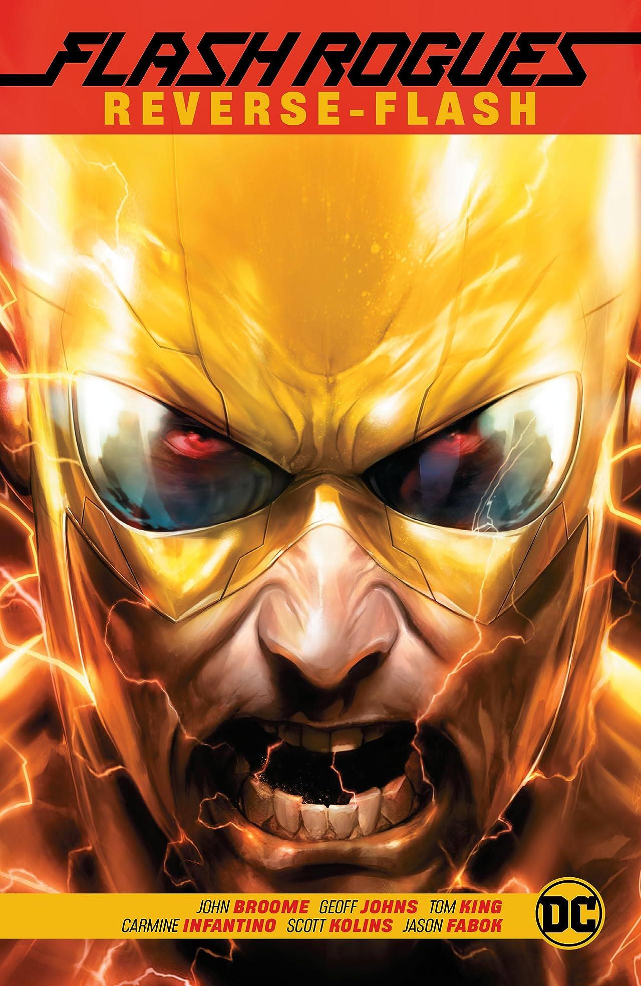 Flash Rogues: Reverse Flash