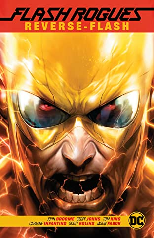 Flash Rogues: Reverse Flash