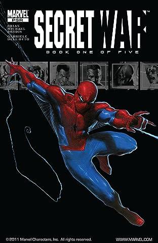 Secret War (2004-2005) #1