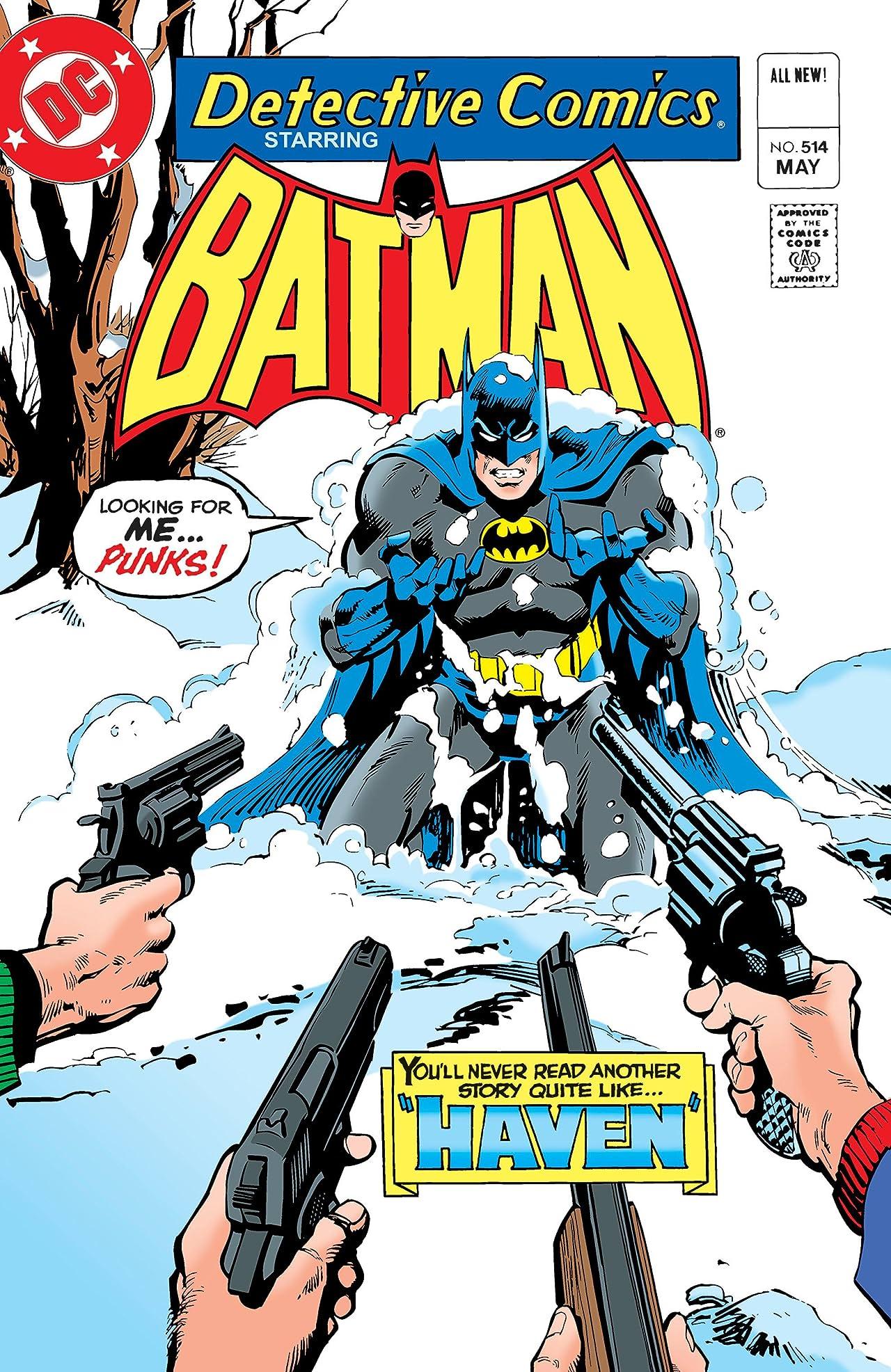 Detective Comics (1937-2011) No.514