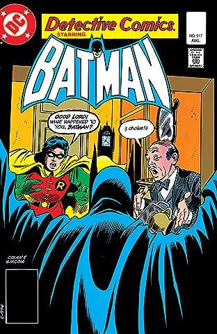 Detective Comics (1937-2011) #517