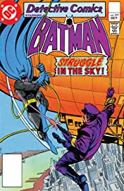 Detective Comics (1937-2011) #519