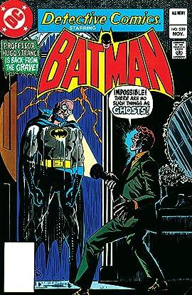 Detective Comics (1937-2011) #520
