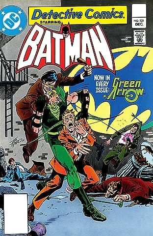 Detective Comics (1937-2011) #521